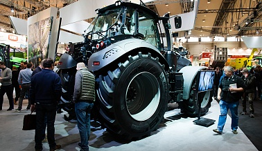 Agritechnica-2019, Hannover, Germany